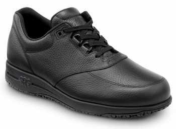 SAS SAS2110013 Guardian, Men's, Black, Slip Resistant, Soft Toe, Oxford