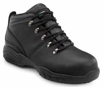 SR Max SRM2550 Juneau Men's, Slip Resistant, Waterproof, Comp Toe, EH, Black, Cold Storage Hiker