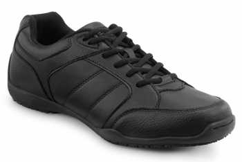 SR Max SRM6000 Rialto, Men's, Black Athletic Style Soft Toe Slip Resistant Work Shoe