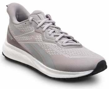 Reebok Work SRB3313 Floatride Energy, Men's, Grey/White, Athletic Style Slip Resistant Soft Toe Work Shoe