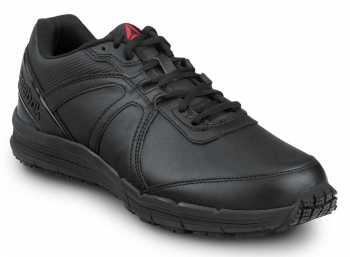 Reebok Work Men's Guide, Black, Men's, Athletic Style Slip Resistant Soft Toe Work Shoe