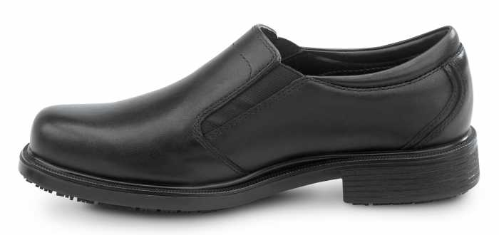Rockport Works SRK6595 Men's Ontario, Black, Twin Gore Dress Style Slip Resistant Soft Toe Work Shoe