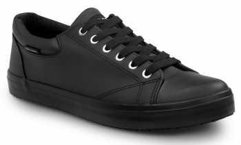 SR Max SRM1930 Philadelphia Men's, Black, Skate Style Slip Resistant Soft Toe Work Shoe