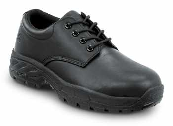 SR Max SRM2090 Rockledge, Men's, Black, Oxford Style, Steel Toe, EH, Slip Resistant Work Shoe