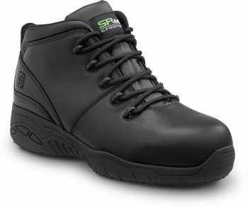 SR Max SRM285 Sitka Women's, Black, Comp Toe, EH, Waterproof, Slip Resistant Work Hiker