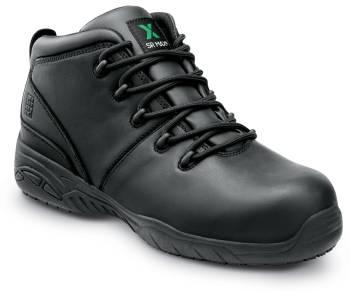 SR Max SRM2850 Sitka Men's, Black, Comp Toe, EH, Waterproof, Slip Resistant Work Hiker