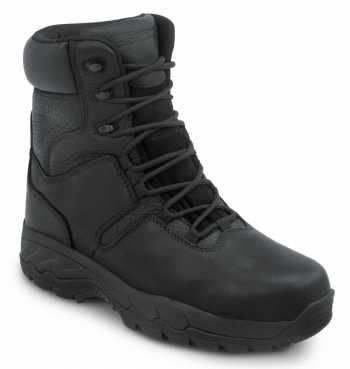 SR Max SRM2950 Bear, Men's, Black, Comp Toe, EH, Waterproof, Insulated Slip Resistant 8 Inch Work Boot