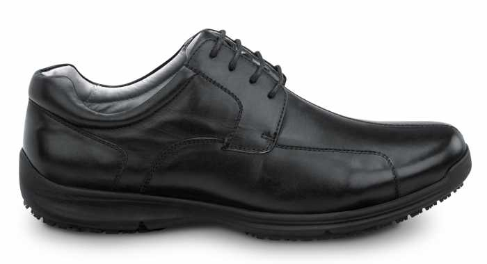 SR Max SRM3700 Atlanta, Men's, Black, Dress Style Soft Toe Slip Resistant Work Shoe