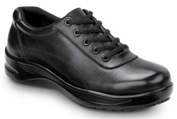 SR Max SRM400 Abilene, Women's, Black, Soft Toe, Slip Resistant, Casual Oxford