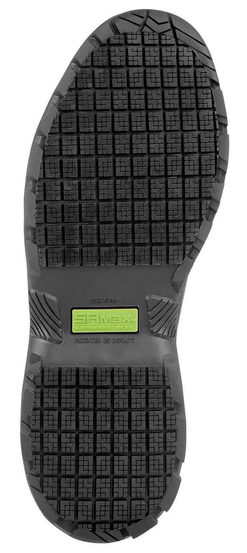 SR Max SRM4750 Boone, Men's, Brown, Hiker Style Comp Toe, EH, Slip Resistant Work Shoe