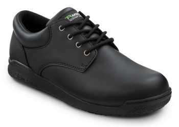 SR Max SRM6400 Marshall, Men's, Black, Oxford Style Soft Toe Slip Resistant Work Shoe