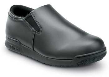 SR Max SRM641 Ashland, Women's, Black, Slip On Oxford Style Soft Toe Slip Resitant Work Shoe