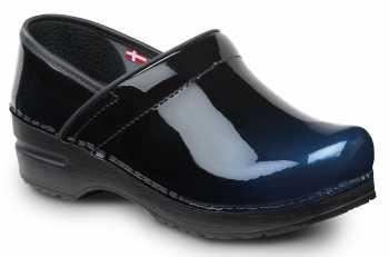 Sanita SSA9206BL Sanita Shadow, Women's, Blue, Soft Toe, Slip Resistant Clog