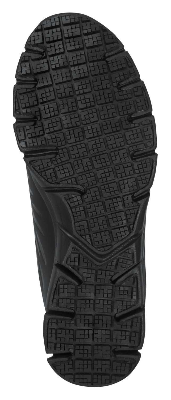 SKECHERS Work SSK405BLK Stacey Black Soft Toe, Slip Resistant, Low Athletic