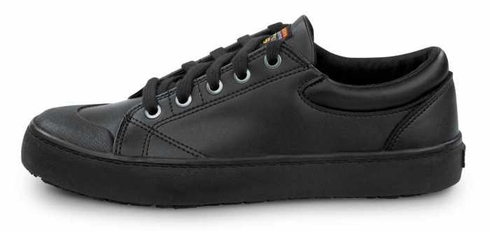SKECHERS Work SSK8124BLK Kendall Black, Women's, Soft Toe, Slip Resistant Skate Shoe