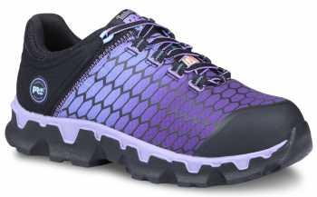 Timberland PRO Powertrain, Women's, Purple/Black, Alloy Toe, EH, PR, Low Athletic