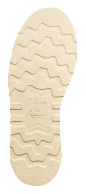 Thorogood TG804-4200 Men's Brown, Steel Toe, EH, 6 Inch, Wedge Boot