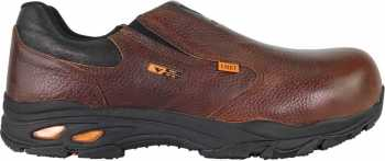 Thorogood TG804-4320 Men's, Brown, Comp Toe, EH, Mt, Twin Gore Slip On