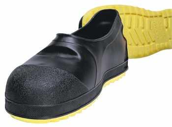 Tingley TI35211 Unisex, Black, Over The Shoe Steel Toe