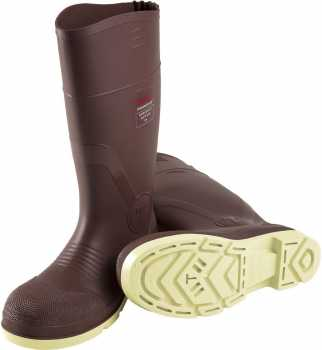 Tingley TI93255 Premier G2, Men's, Brick Red, Comp Toe, EH, WP, Knee Boot