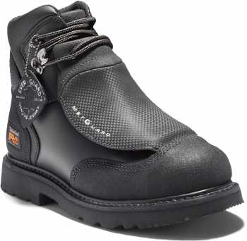 Timberland PRO TM40000 Black, Men's, Steel Toe, Met Guard, EH, 6 Inch Work Boot