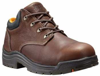 Timberland PRO TM47028 Dark Brown, Men's, TiTAN Alloy Toe, EH, Work Oxford