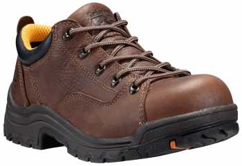Timberland PRO TM63189 Titan, Women's, Brown, Alloy Toe, EH Oxford