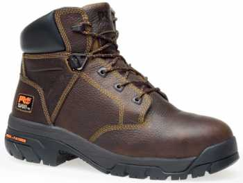 Timberland PRO TM 86518 Brown, Men's, Helix Alloy Toe, EH, 6 Inch Boot