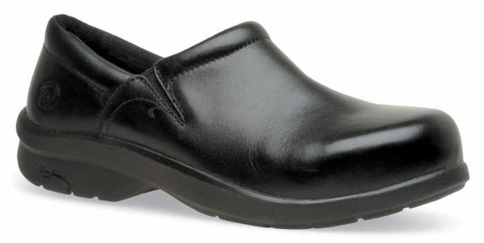 Timberland PRO TM87528 Women's Newbury Slip Resistant, SD, Alloy Toe, Twin Gore Slip On