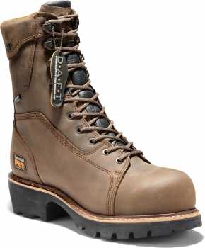 Timberland PRO TM89656 Rip Saw Comp Toe, EH, Waterproof, Insulated Logger
