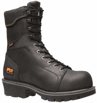 Timberland PRO TM91614 Rip Saw Comp Toe, EH, Waterproof, Puncture Resistant, Logger