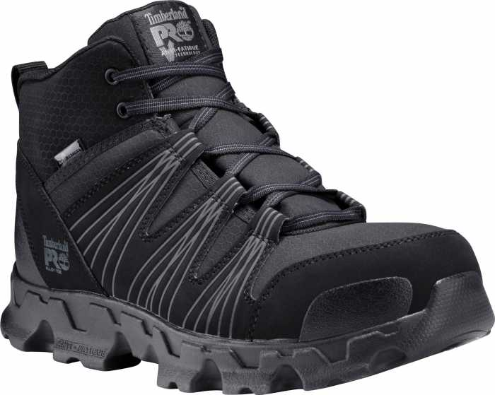 Timberland PRO TMA11QF Men's Black, Alloy Toe, SD, Mid High Hiker