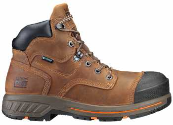 Timberland PRO Helix, Men's, Brown, Comp Toe, EH, WP, 6 Inch Boot