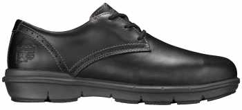 Timberland PRO TMA1KN8 Boldon, Men's, Black, Alloy Toe, SD, Dress Oxford