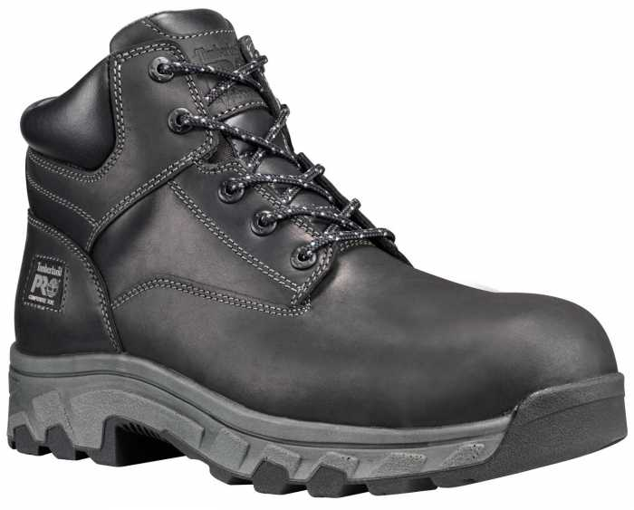 Timberland PRO TMA1Q2W Workstead, Men's, Black, Comp Toe, SD, 6 Inch Boot