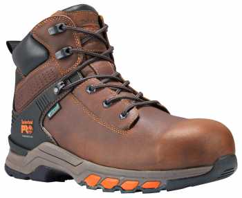 Timberland PRO TMA1Q54 Hypercharge, Men's, Comp Toe, EH, WP, 6 Inch Boot
