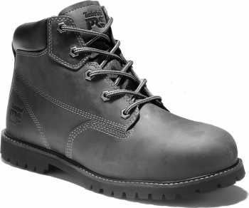 Timberland PRO TMA1Q8M Gritstone, Men's, Black, Steel Toe, EH, 6 Inch Boot