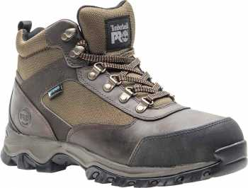 Timberland PRO TMA1Q8O Keele Ridge, Men's, Brown, Steel Toe, WP Hiker