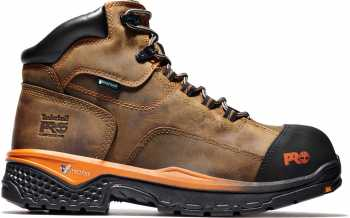 Timberland PRO TMA1XK1 Bosshog, Men's, Brown, Comp Toe, EH, PR, WP, 6 Inch Boot