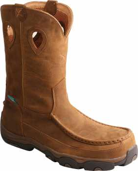 Twisted X TWMHKBCW1 Men's, Comp Toe, EH, WP, 11 Inch, Pull On Boot
