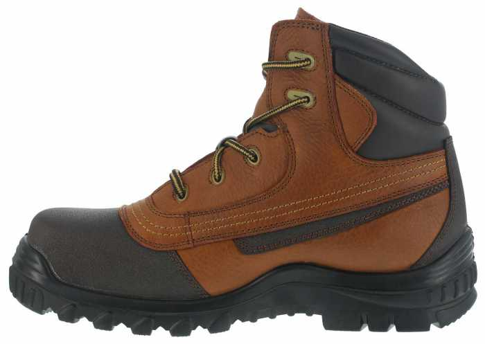 Iron Age WGIA5501 Backstop, Men's, Brown, Steel Toe, SD, 6 Inch Boot