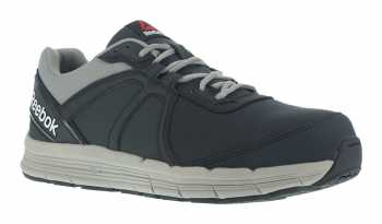 Reebok WGRB3502 Guide Work Men's, Navy/Grey, Steel Toe, EH, Performance Cross Trainer