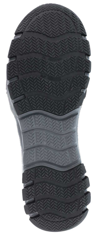 Reebok WGRB4016 Sublite Work, Men's, Black/Grey, Steel Toe, SD, Athletic Oxford