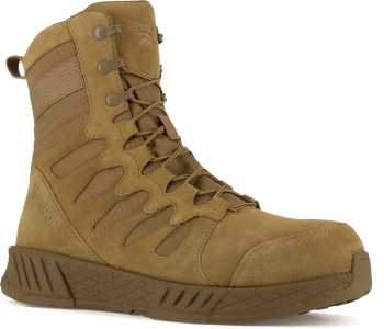 Reebok WGRB4360 Floatride Energy, Men's, Coyote, Comp Toe, EH, 8 Inch Boot