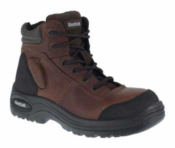 Reebok WGRB7755 Brown Comp Toe, SD, Men's 6 Inch Sport Boot