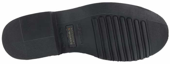 Rockport WGRK6741 Dressports, Men's, Black, Steel Toe, EH, Wing Tip Oxford