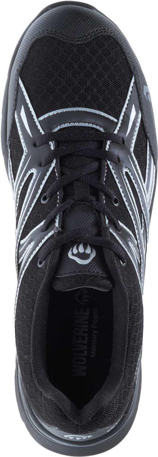 Wolverine WW10674 Jetstream, Men's, Black, CarbonMAX Toe, EH Athletic