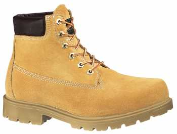 Wolverine WW1189 Wheat Soft Toe, Waterproof, Insulated Men's 6 Inch Work Boot