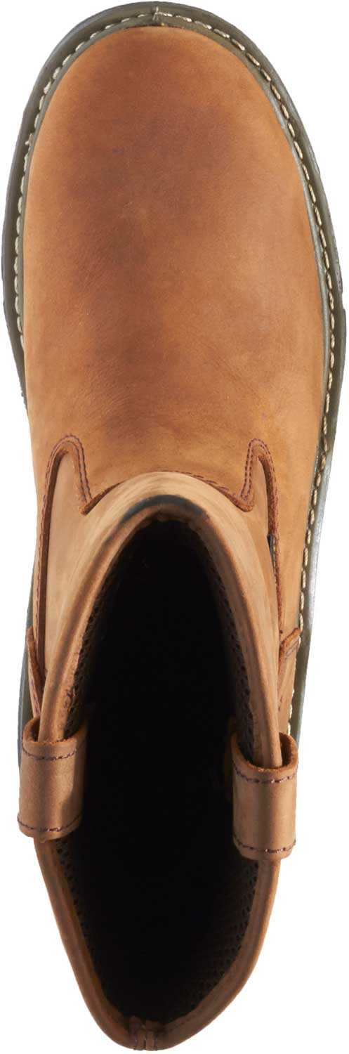 Wolverine WW2165 Marauder, Men's, Brown, Steel Toe, EH, WP Wellington