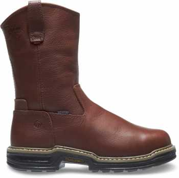 Wolverine WW2359 Darco, Men's, Brown, Steel Toe, EH, Mt, WP Wellington
